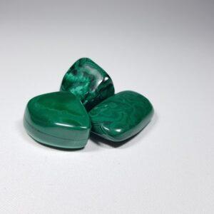 Μαλαχίτης Βότσαλο - Malachite Cr4 Lavriostone