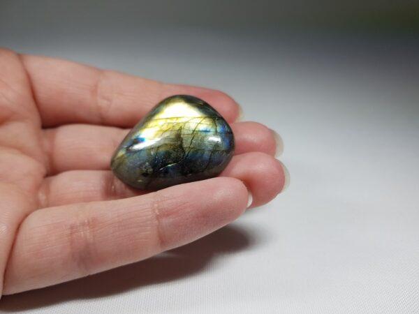 Λαβραδορίτης Α+ ποιότητα - Labradorite A+ Quality Cr83 Lavriostone