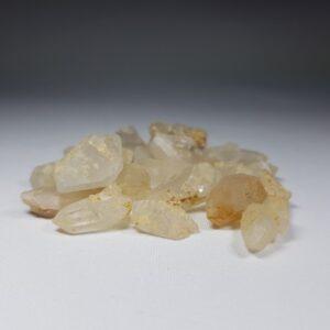 Αιχμές Χαλαζια - Single crystal Quartz Cr85 Lavriostone