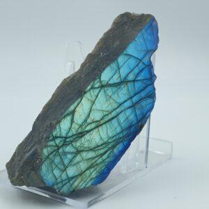 Λαβραδορίτης - Labradorite min315 Lavriostone