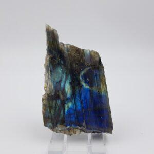 Λαβραδορίτης - Labradorite min318 Lavriostone